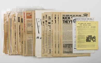 AMERICAN UNDERGROUND NEWSPAPERS