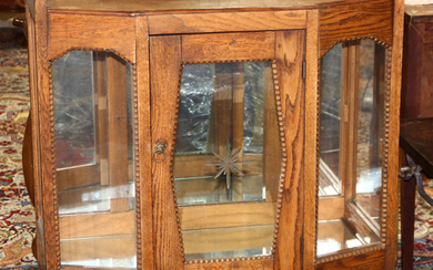 Art Deco style gin cabinet