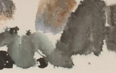 Chinese Landscape Painting by Chu Ge