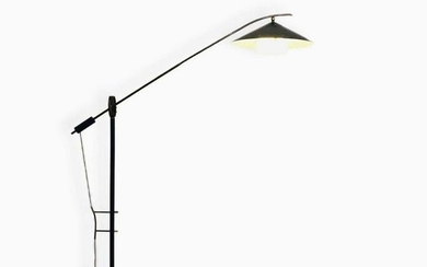 Floor lamp by Angelo brotto for Esperia (attributed)