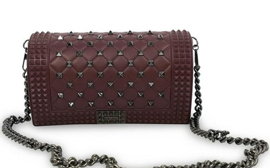 Italian Design Verso Studded Purse
