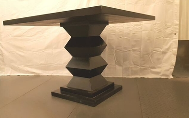James Duncan- Disciplined Eclecticism - Dining table, Games table, Table (1) - Torcadero