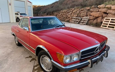 Mercedes-Benz - 450 SL (R107) - 1972