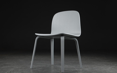 Mika Tolvanen for Muuto. ' Visu Chair'