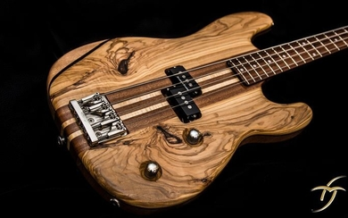 Mondino's Custom Guitars - Precision Type - Electric bass guitar - Italy - 2018