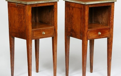 Pair of 19th century French stands
