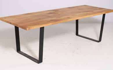 Plank 90 Cm.Lot Art Premiumoak Exclusive Danish Produced Plank Table
