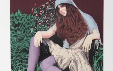 Robert Anderson, Given to Dream, Lithograph