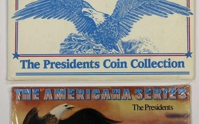 THE PRESIDENTS COIN COLLECTION