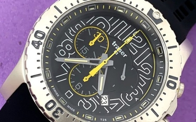 """Traser - P66 Elite Chronograph Watch with Trigalight® Swiss Made - 105858 """"NO RESERVE PRICE"""" - Men - Brand New"""