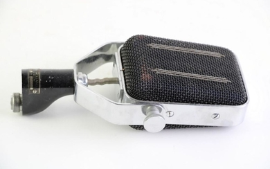 A Ronette Vintage Microphone