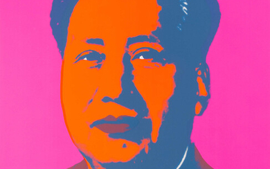 Andy Warhol (1928-1987) (after) Mao (Sunday B Morning) (set of five)