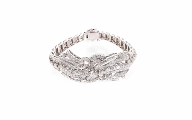 Brillant Diamantarmband zus. ca. 10,00 ct