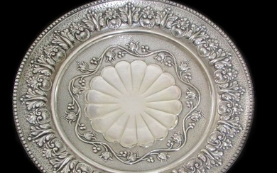 Centerpiece - .800 silver - Italy - Late 20th century