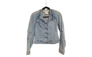 Christian Dior Boutique Denim Jacket - size 36