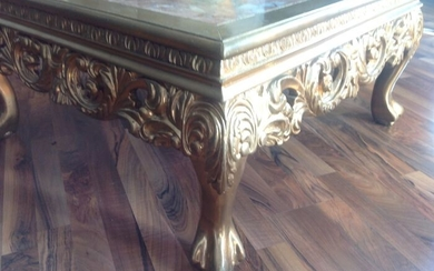 Coffee table - Rococo Style