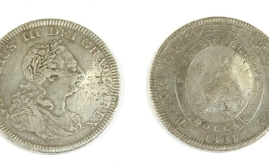 Coins, Great Britain, George III (1760-1820)