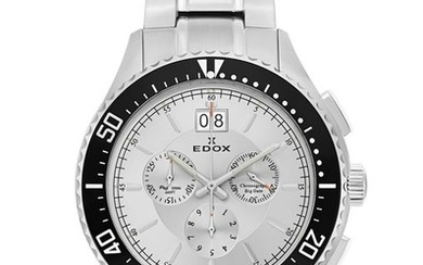 Edox - C1 Chronograph Big Date - 10026 3M AIN - Men - 2011-present