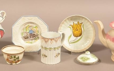 Lot of Early 19th Century English China.