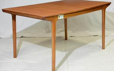 Mid Century Modern DOUBLE LEAF Dining Table by McIntosh
