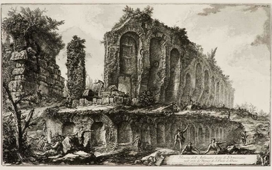 Piranesi, Giovanni Battista Rovine dell' Anfiteatro