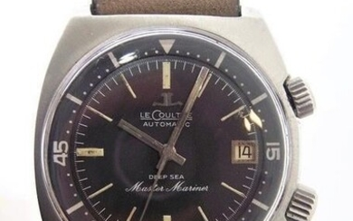 S/Steel JAEGER LeCOULTRE MASTER MARINER DEEP SEE