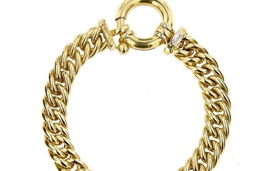 Tesa - Made in Italy - 18 kt. Yellow gold - Bracelet