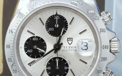 Tudor - Prince Date Chronograph By RolexRef. 79280 - Men - 1990-1999