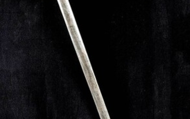 18th C. Spanish Forged-Steel Cavalry Sword