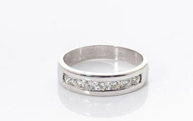 A DIAMOND ETERNITY RING