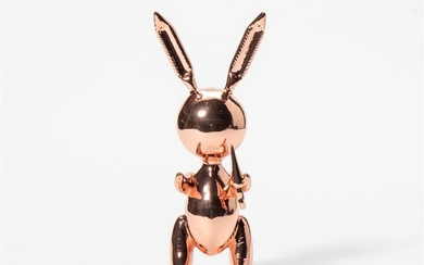 (-), After Jeff Koons (21st century) Rose Gold...
