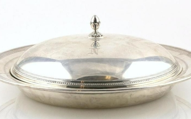Dominick & Haff Sterling Relish Serving Dish