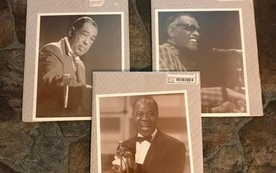 Group of Jazz Musicians Photo Prints