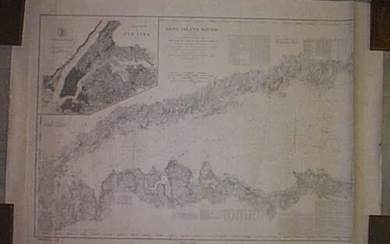 Long Island Sound (Western Sheet)/Continuation to New