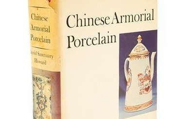 Reference Chinese Export Armorial Porcelain