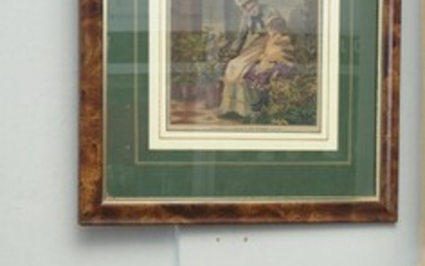 TWO FRAMED FREARSON'S MONTHLY ILLUSTRATED, ADELAIDE 1881
