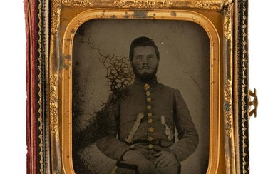 CSA Private Ezekiel Holloman, 27th North Carolina