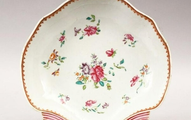 A GOOD 18TH CENTURY CHINESE FAMILLE ROSE PORCELAIN