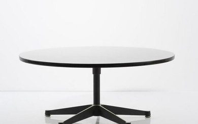 Charles Eames , Coffee table 'Aluminium Group', 1958