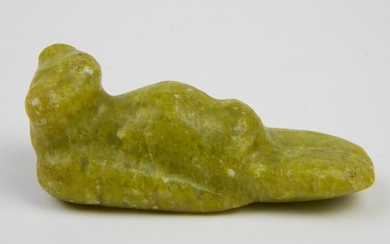 Chinese Hongshan carved jade