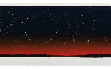 Ed Ruscha: It's in the Stars