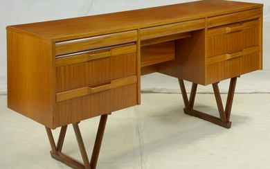 Mid Century Desk / Dresser - Elliot's of Newbury