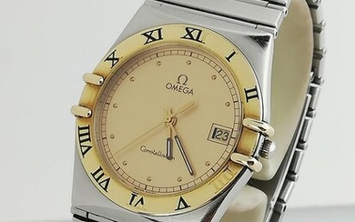 Omega - (NO RESERVE PRICE) Constellation wrist Watch - 396.1070/1080 - Men - 1990-1999