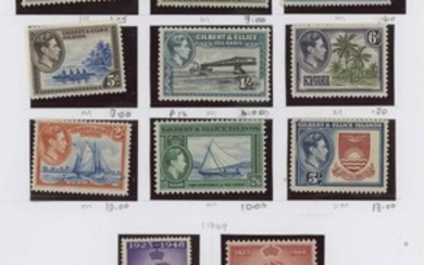 PACIFIC ISLANDS COLLECTION: The mainly KGV-early QEII mint &...
