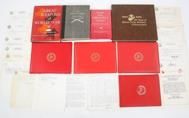 US ARMY USMC MILITARY FIREARM REFERENCE BOOK & DOC