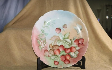 Antique French Decatorive Fruit Platter