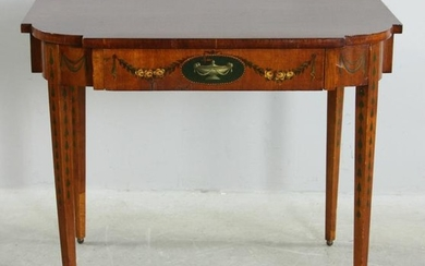 CA 1900 George III Style Center Table