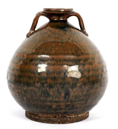 Chinese Song / Jin Style Bulbous Handled Jar