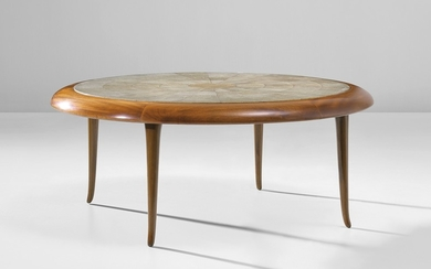 Guglielmo Ulrich, Unique coffee table, commissioned for a private residence, Milan