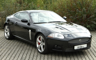 Jaguar XKR Coupé, Chassis Number: SAJAA43R689B20769, first...